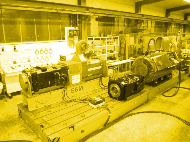 Prüfung und Diagnose an Elektromotoren u. Generatoren für Industrie, Chemie, Bahntechnik und Windenergie - ATEX Zulassung - Alle Hersteller u.a. ABB, Loher, Siemens, VEM ...