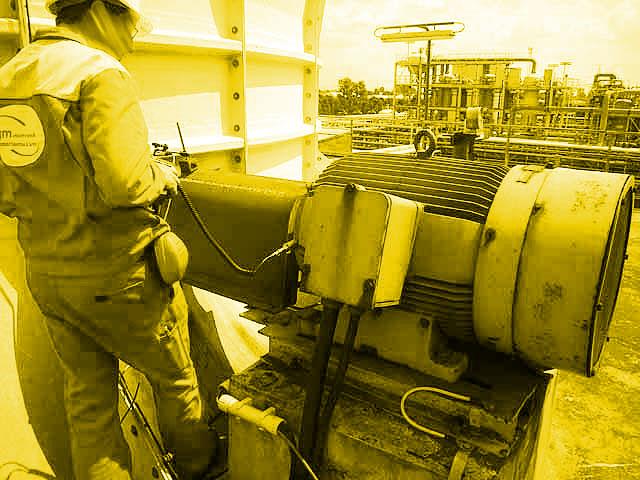 Service und Wartung an Elektromotoren u. Generatoren für Industrie, Chemie, Bahntechnik und Windenergie - ATEX Zulassung - Alle Hersteller u.a. ABB, Loher, Siemens, VEM ...