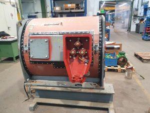 Revision Siemens Hochspannungsmaschine mit 315 kW Leistung