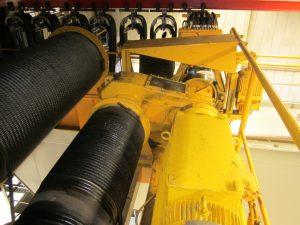 Instandsetzung von Kranmotoren