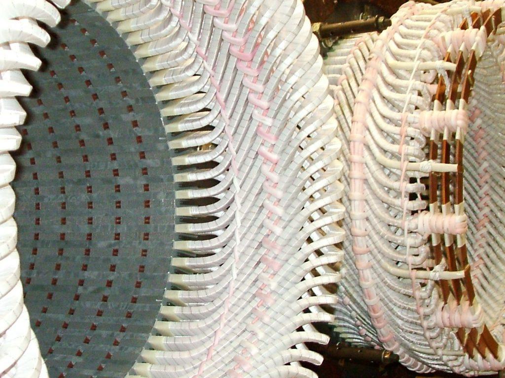 Revision und Instandsetzung/ Reparatur Elektromotor Generator - hier Neuwicklung Stator neu wickeln lassen,